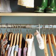 10 claves para organizar tu armario
