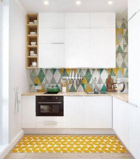 cocinas-blancas-amarillas