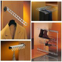 ¿Cómo elegir y amueblar correctamente tu armario?