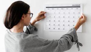 Cómo hacer un planning para organizar las tareas del hogar