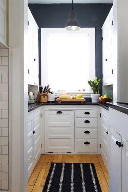 Reforma de una cocina pequeña