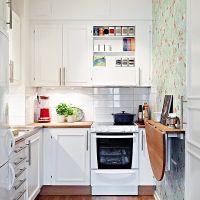 Claves e inspiración para una cocina pequeña con encanto