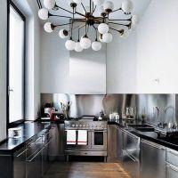 Tendencia: cocinas industriales de acero inoxidable