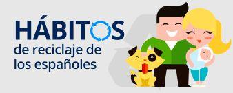 Españoles reciclaje