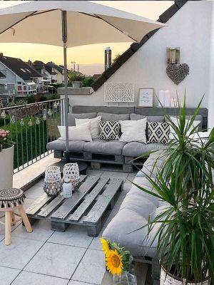 Una terraza para disfrutar con tus amigos y familiares