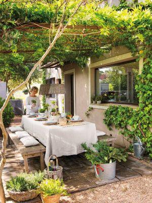 Un retiro natural en tu propia casa