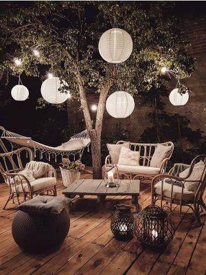 Un lugar ideal para disfrutar de las noches de verano