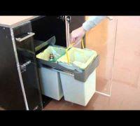 Top 5 cubos de basura de reciclaje para tu hogar