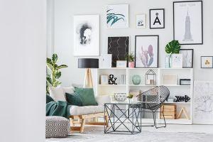 Decora las paredes de tu casa