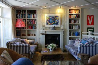 Un salón perfecto para invitados
