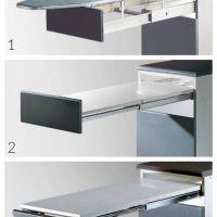 ¿Qué esconde tu cajón? ¿Una mesa, una tabla de planchar?