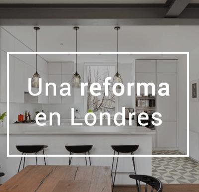 La reforma de un piso de 95m2 en Londres