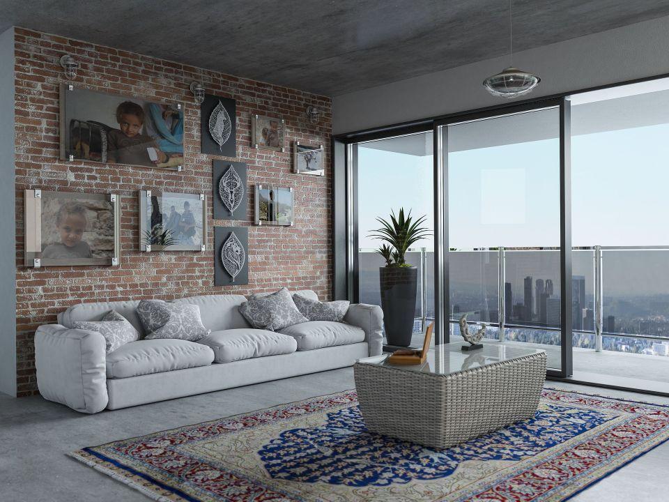Home Stiging: El salón