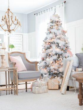 Árbol de Navidad de estilo nórdico