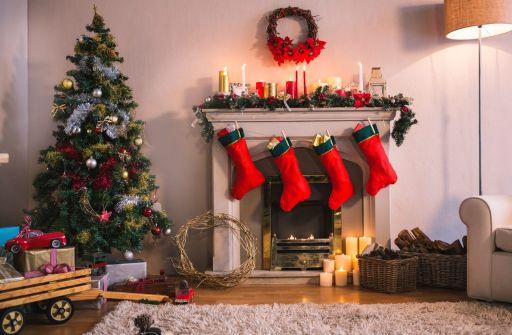 Los árboles de Navidad más originales para decorar tu hogar