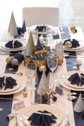 decoracion-mesa-navidad-azul