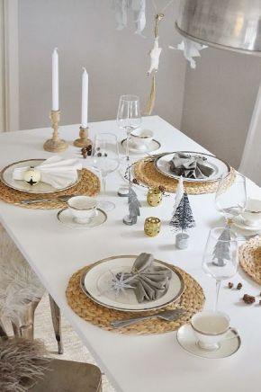 decoracion-mesa-navidad-blanco-dorado