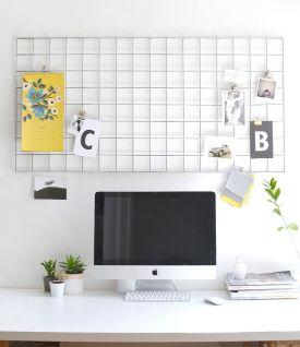 diy-colgador-alambre-rejilla-escritorio