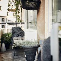 Inspiración: un piso con cocina abierta en Suecia
