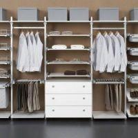 Cómo diseñar el vestidor para tenerlo perfectamente organizado