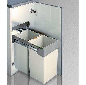 Cubo de basura reciclar