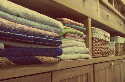 Ordenar la ropa de casa
