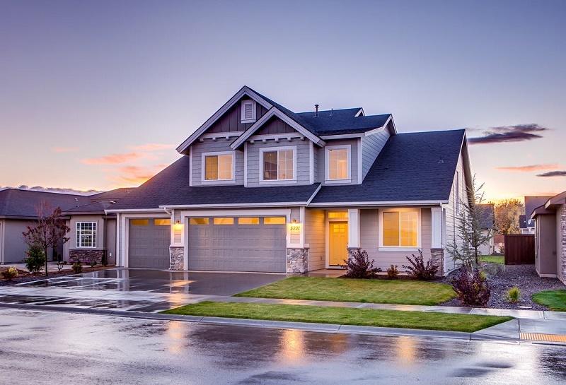 Casa con domotica