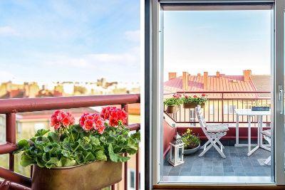Una terraza parisina