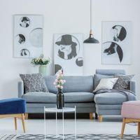Ideas para organizar y decorar un salón pequeño