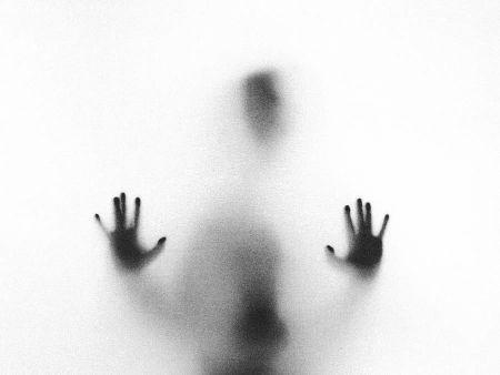 susto halloween fantasma