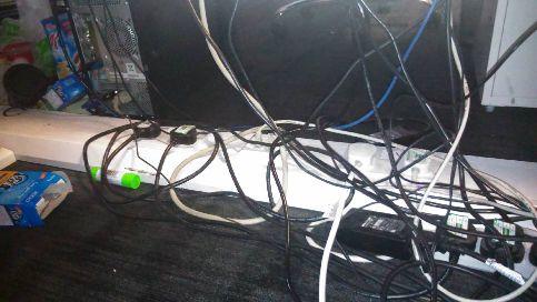 lio de cables