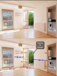 medir casa online