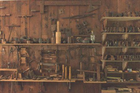 organizar una carpinteria
