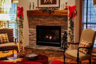 Decora tu casa con guirnaldas navideñas