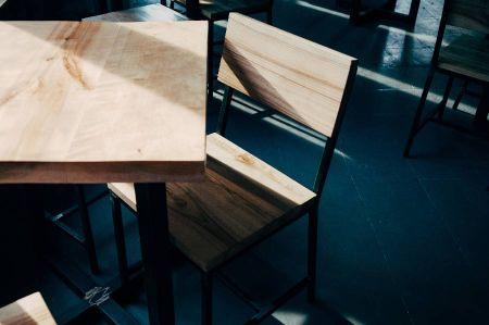 madera bien cuidada
