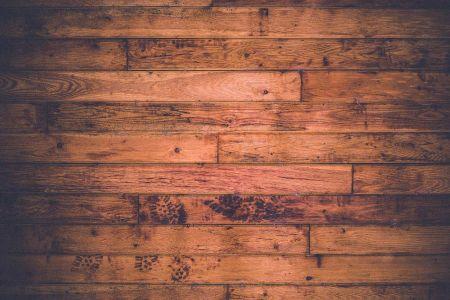 Hogar de madera