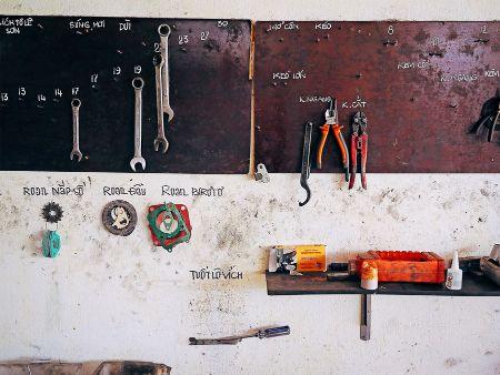herramientas basicas para hacer bricolaje