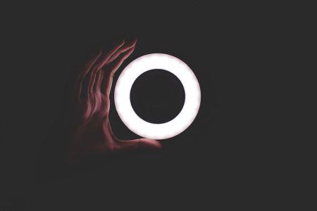 Luz redonda