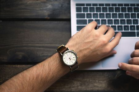 administrar el tiempo en el trabajo