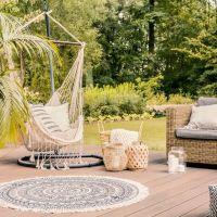 5 ideas originales para renovar los muebles del jardín