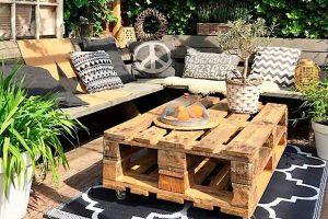 Amuebla tu jardín con estilo