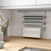Accesorio para rollos de cocina de sobreencimera