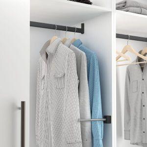 Protector de mangas para armario vestidor