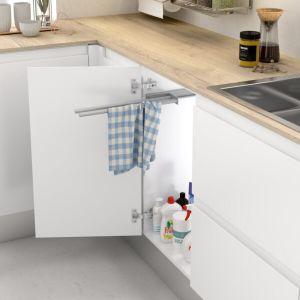 Accesorio para colgar trapos de cocina