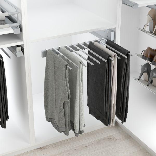 Pantalonero extraíble de unión a un costado