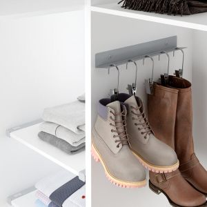 Colgador de botas