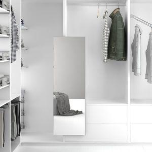 Espejo extraíble para armario vestidor