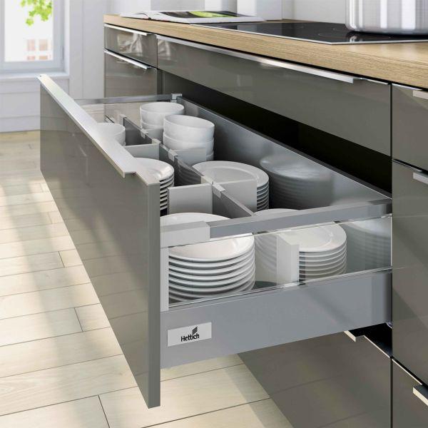 Cajón cacerolero para mueble de cocina