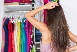 Organiza la ropa de la semana con estos pasos