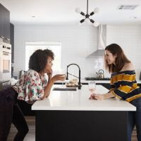 ¿Cómo disfrutar de una barra en la cocina?
